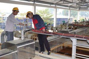 Khẩn trương nghiên cứu cơ chế hỗ trợ giá nước sạch
