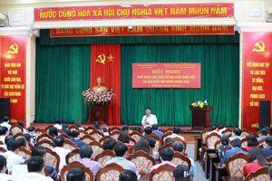 Đẩy mạnh tuyên truyền về công tác bầu cử trong các cấp Công đoàn Thủ đô