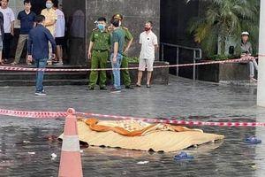 Công an thông tin vụ một thanh niên tử vong sau khi rơi từ tầng cao chung cư ở Hà Nội