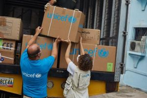 Chương trình đối tác Australia-UNICEF về hỗ trợ phân phối vắc-xin COVID-19 tại Việt Nam