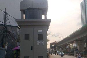 Khẩn trương hỗ trợ thi công dứt điểm trạm biến áp trên phố Minh Khai