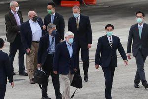 Phái đoàn Mỹ đến Đài Loan gặp lãnh đạo Thái Anh Văn