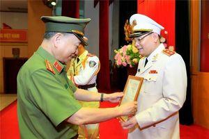 Bộ Công an có thêm 2 Trung tướng