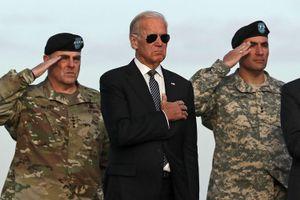 Rút quân khỏi Afghanistan, ông Biden phủ quyết các tướng lĩnh