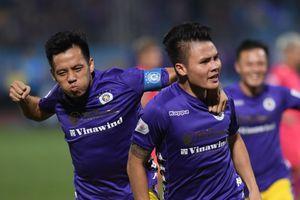 CLB Hà Nội đón Văn Quyết, Bruno trở lại trước trận gặp HAGL