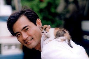 Tài tử Triệu Văn Tuyên về quê nuôi vịt