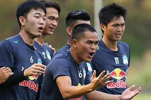 Hậu vệ HAGL nhớ lại kỷ niệm buồn trước CLB Hà Nội