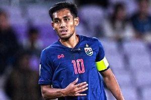 Thái Lan mất Dangda tại vòng loại World Cup