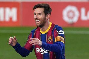 Vì Messi, Barca quyết có Haaland