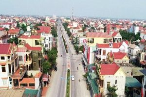 Quảng Bình sẽ có khu đô thị hiện đại tại thị xã Ba Đồn