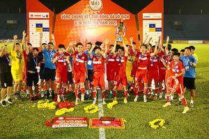 PVF vô địch giải U19 Quốc gia