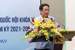 Tập huấn công tác tuyên truyền bầu cử đại biểu Quốc hội khóa XV