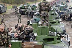 NATO bí mật 'ém' lực lượng tấn công sát biên giới Nga