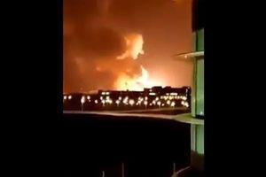 Bốn hệ thống Patriot trúng đạn khi bảo vệ nhà máy Aramco