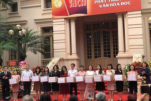 Khai mạc Ngày hội sách Việt Nam 2021