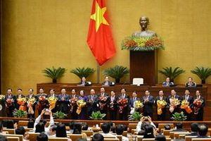 Công bố 25 nghị quyết của Quốc hội và Ủy ban Thường vụ Quốc hội
