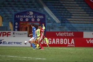 CLB Viettel đánh bại Than Quảng Ninh với tỷ số 2-1
