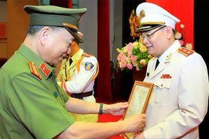 Người phát ngôn Bộ Công an được thăng hàm Trung tướng
