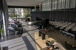 Mercedes-Benz Việt Nam có đại lý tiêu chuẩn MAR 2020 đầu tiên