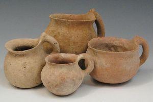 Loài người đã làm ra đồ gốm từ khi nào?