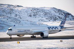 Khám phá 'siêu máy bay' Airbus A350 bị chim trời làm rách vỏ cánh