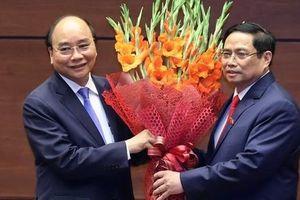Nhà vua Bỉ, Tổng thống Ukraine và Thủ tướng Hà Lan gửi điện mừng lãnh đạo Việt Nam