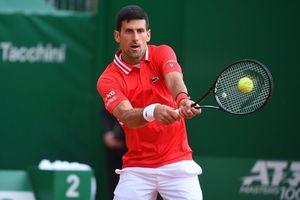 Djokovic bất ngờ dừng bước ở vòng 3 Monte Carlo 2021