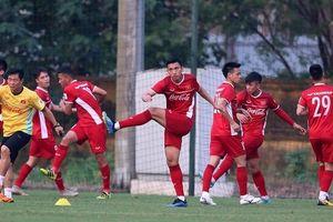 Đội tuyển Việt Nam chốt địa điểm tập huấn chuẩn bị cho vòng loại World Cup