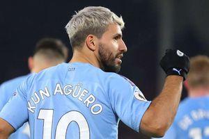 Juventus bất ngờ muốn chiêu mộ Sergio Aguero