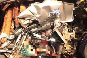 Hai ô tô tải đấu đầu ở Gia Lai, một người tử vong tại chỗ