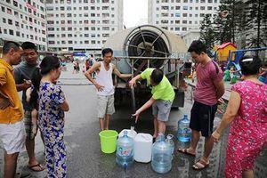 Hà Nội quy hoạch thêm 5 nhà máy nước mặt năm 2030