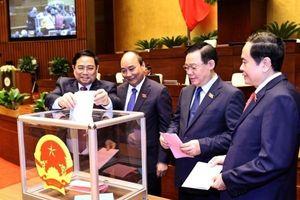 Lãnh đạo các nước gửi điện, thư chúc mừng lãnh đạo cấp cao nước ta