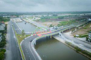 Khánh thành cây cầu đẹp bậc nhất Hải Dương