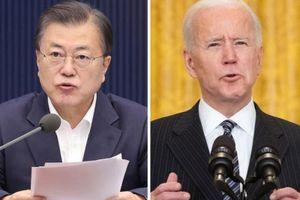 Tiết lộ hai điểm chính trong cuộc gặp giữa tổng thống Mỹ-Hàn