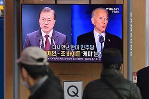 Giới chức Hàn Quốc-Mỹ thảo luận kế hoạch tổ chức hội nghị thượng đỉnh