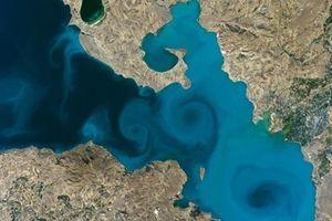 Chiêm ngưỡng hình ảnh Trái đất qua ống kính phi hành gia NASA