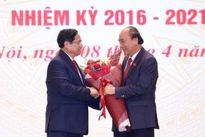 Lãnh đạo Bỉ, Ukraine, Hà Lan điện mừng Lãnh đạo cấp cao Việt Nam
