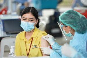 Thái Lan sử dụng vacccine AstraZeneca làm trụ cột cho chiến dịch tiêm chủng