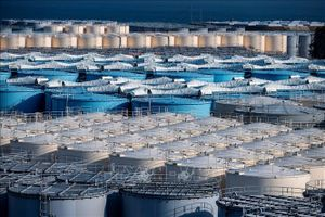 Nhật Bản: Nước thải xả từ nhà máy điện hạt nhân số 1 Fukushima an toàn