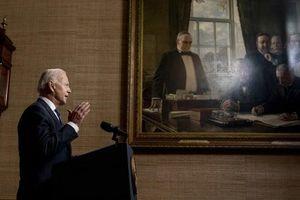Tổng thống Biden nhận mức tín nhiệm cao khi tiến sát mốc 100 ngày nhậm chức
