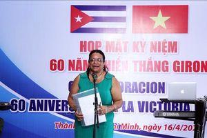 Kỷ niệm 60 năm chiến thắng Hiron của nhân dân Cuba