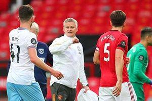Declan Rice muốn đến Old Trafford