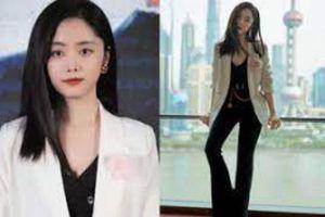 Đàm Tùng Vận mặc quần ống loe ra mắt phim mới, nhan sắc xinh đẹp nhưng netizen vẫn bóc phốt kéo chân quá đà
