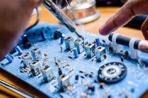 Tỷ lệ nội địa hóa các sản phẩm điện tử của Việt Nam chỉ đạt 5%