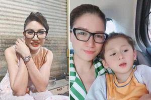 Trang Trần nói gì khi có người lo con gái cô sẽ hay chửi bậy như mẹ?