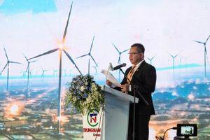 Trungnam Group khánh thành nhà máy điện gió 4.000 tỉ tại Ninh Thuận