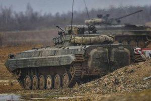 Đức và Mỹ thúc giục Nga rút quân khỏi biên giới phía Tây