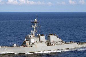 Hủy điều tàu chiến đến Biển Đen: Mỹ mập mờ, Nga cảnh báo
