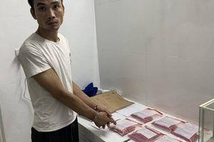 Phá chuyên án, bắt quả tang đối tượng 9X tàng trữ hơn 1,3kg ma túy tại Huế
