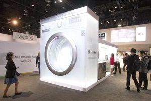 LG Electronics sẽ đầu tư 20,5 triệu USD để mở rộng sản xuất máy giặt ở Mỹ